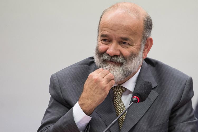 Juiz Vallisney de Oliveira, de Brasília, recebe denúncia criminal contra ex-tesoureiro do PT, ex-dirigentes do FUncef e executivos da Engevix - Foto: Marcelo Camargo l Agência Brasil
