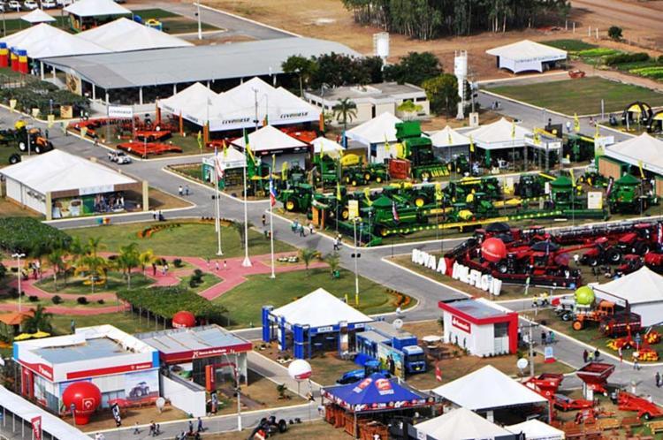Feira agropecuária, que começa hoje e vai até sábado, contará com mais de 200 expositores - Foto: Bahia Farm Show | Divulgação | 28.05.2016