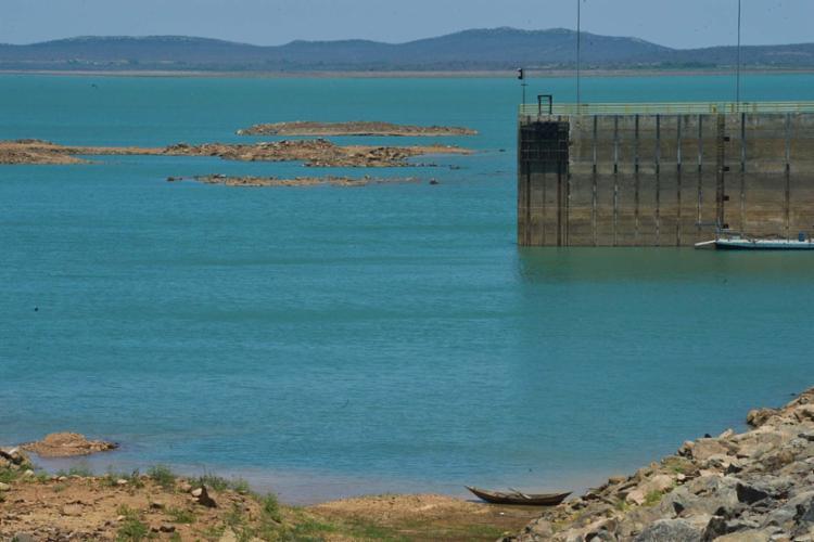 O controle da vazão do Lago de Sobradinho vem gerando conflitos de interesses entre usuários da região - Foto: Marcello Casal Jr. | Agência Brasil