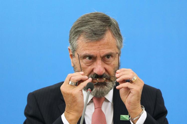 Torquato será bem mais ativo não só na defesa de Temer - Foto: Marcelo Camargo | Agência Brasil