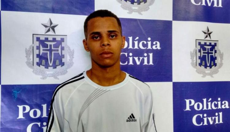 Carlos Henrique nega que tenha atirado no policial militar - Foto: Euzeni Daltro | Ag. A TARDE