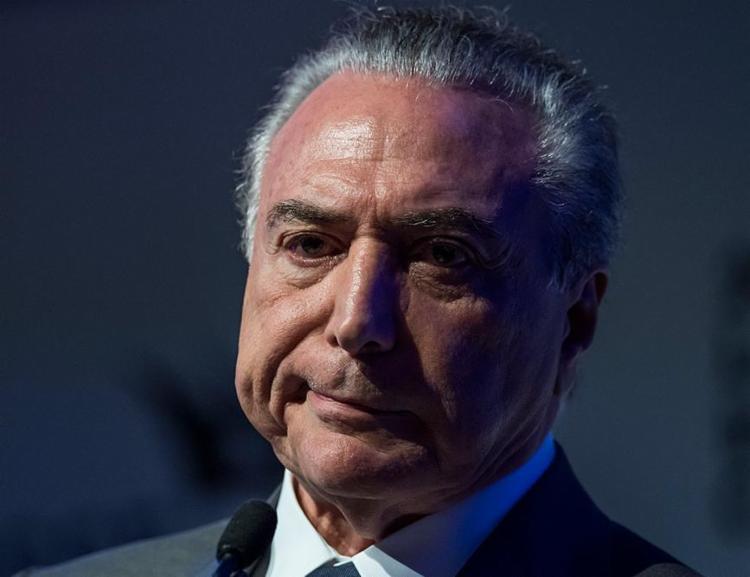 Temer poderá responder ao interrogatório por escrito - Foto: Nelson Almeida | AFP