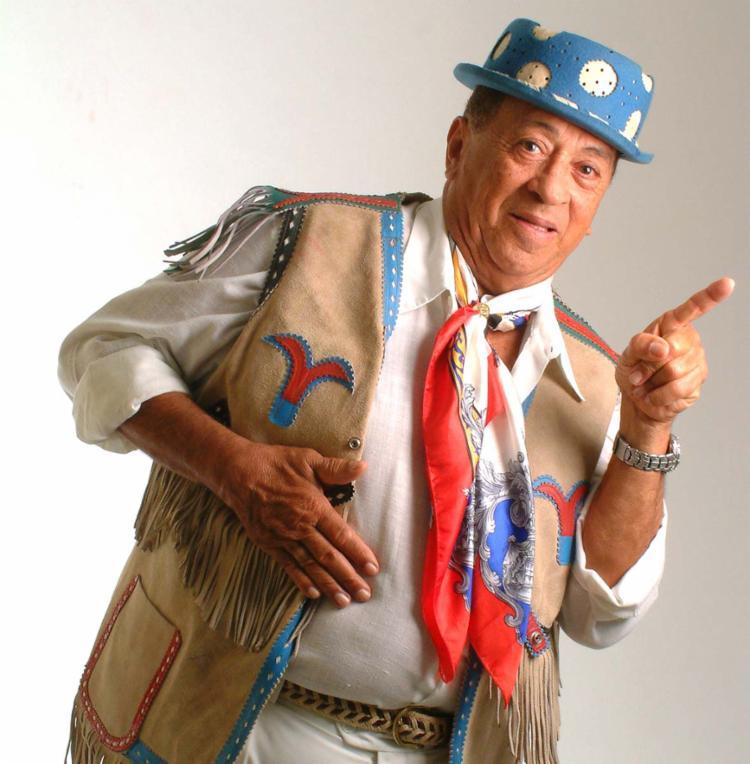 Genival Lacerda está comemorando 66 anos de carreira, com vibração e alegria - Foto: Divulgação