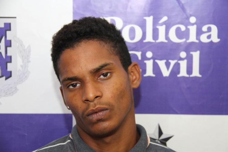 Renivaldo dos Santos foi preso na manhã desta quarta-feira - Foto: Alberto Maraux | SSP