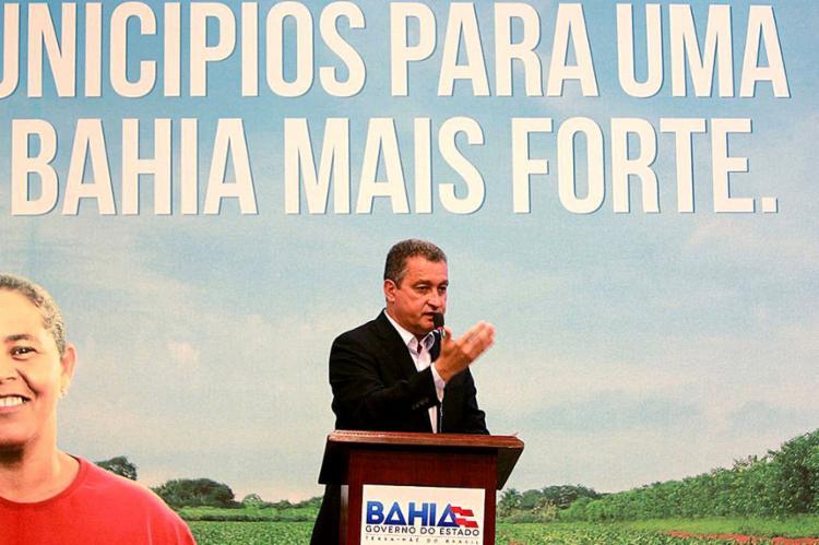 Governador autorizou a aquisição de 10 milhões de mudas de palma forrageira - Foto: Manu Dias l Gov-BA
