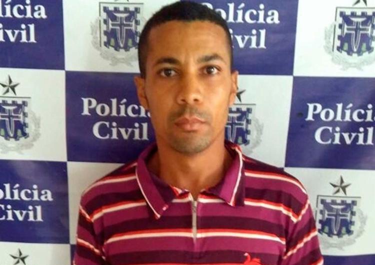 O homem morava de favor na casa da vítima - Foto: Divulgação   Polícia Civil