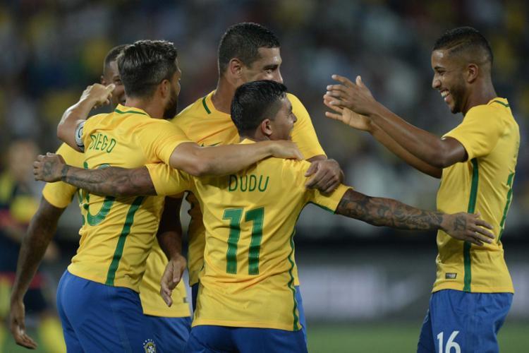 O Brasil segue à frente, fruto especialmente do desempenho da equipe sob o comando de Tite - Foto: Pedro Martins | MoWA Press | 25.01/.2017