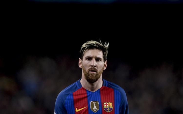 Messi irá apresentar seus argumentos para atenuar a pena por meio de uma videoconferência - Foto: AFP / JOSEP LAGO