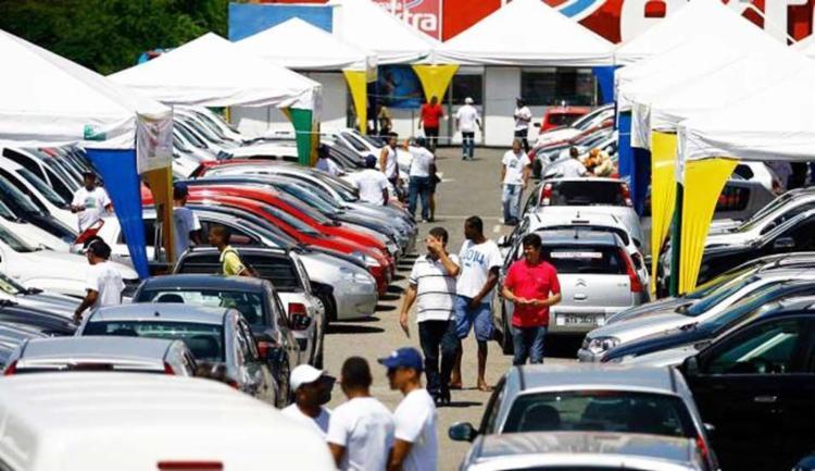 Voltada para compra e venda de seminovos, feira acontece a partir das 7h - Foto: Divulgação