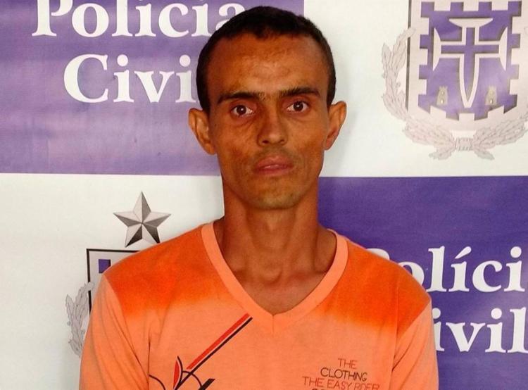 Damião Correia da Silva cometia o crime durante dois anos - Foto: Divulgação | Polícia Civil