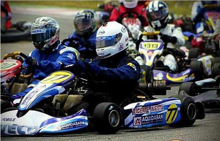 Etapa será realizada no Kartódromo Ayrton Senna, em Lauro de Freitas - Foto: Reprodução l Instagram
