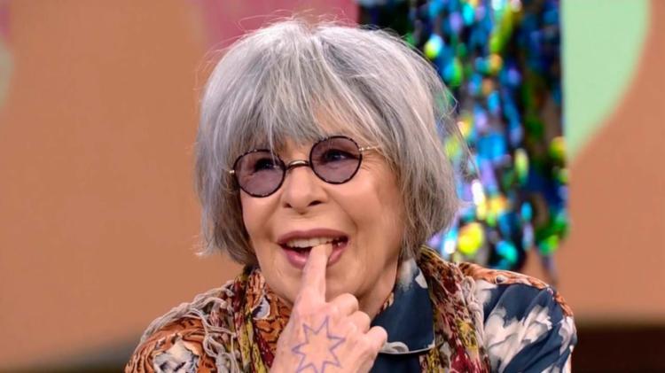 Cantora Rita explica que continua fazendo música - Foto: Divulgação | TV Globo