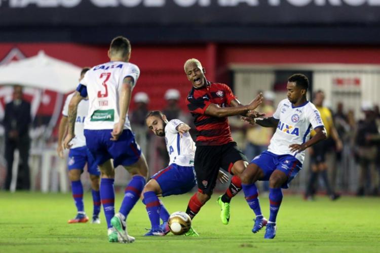 Clássico no Barradão valerá pela 11ª rodada - Foto: Margarida Neide | Ag. A TARDE | 07.05.2017