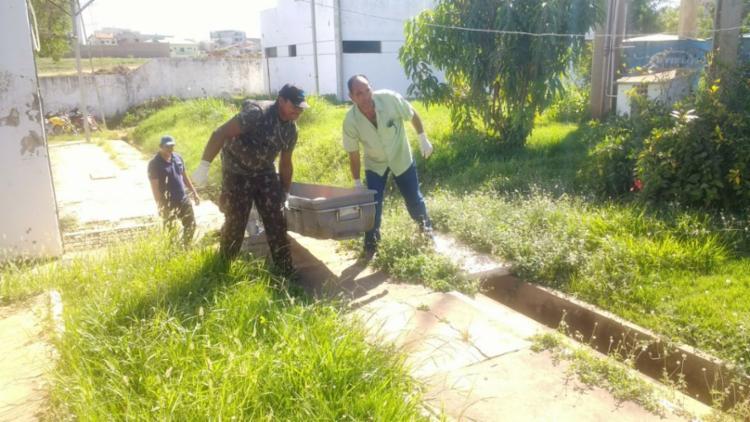 Wiliam foi morto com sinais de crueldade - Foto: Diogo Gomes | Reprodução | Blog do Sigi Vilares