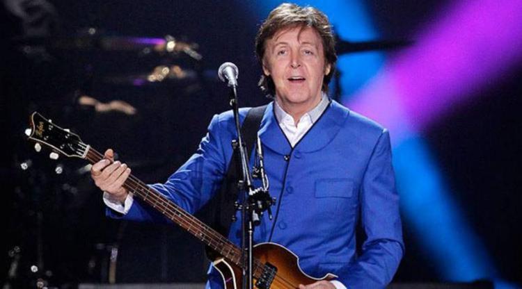 Paul McCartney se apresentará no dia 20 de outubro na Arena Fonte Nova - Foto: Divulgação