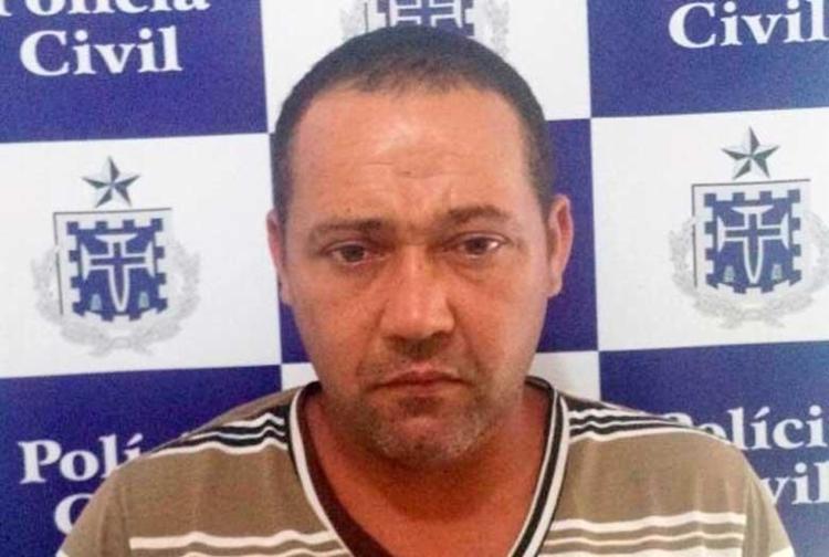Everaldo teve mandado de prisão cumprido, no domingo, 7, por policiais civis e militares - Foto: Divulgação | Polícia Civil