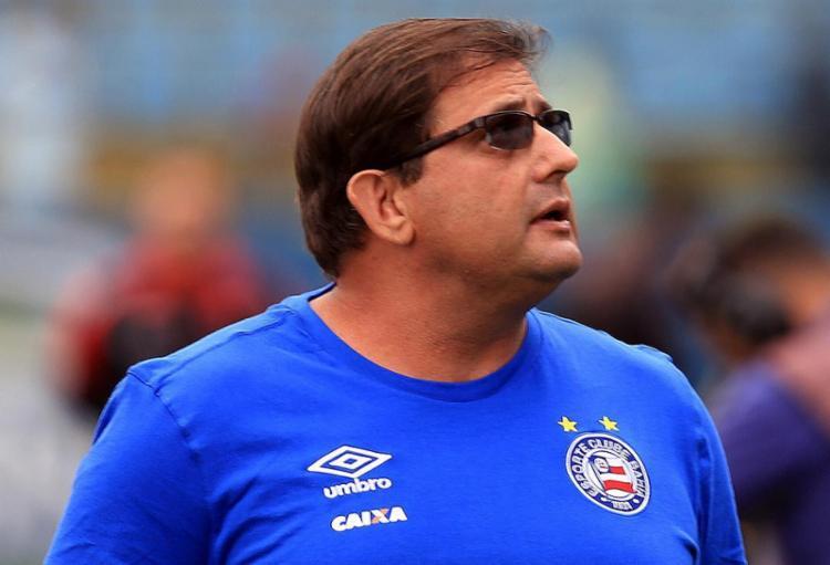 Treinador lamentou a perda do título, mas disse estar focado no Brasileirão - Foto: Felipe Oliveira l 22.10.2016