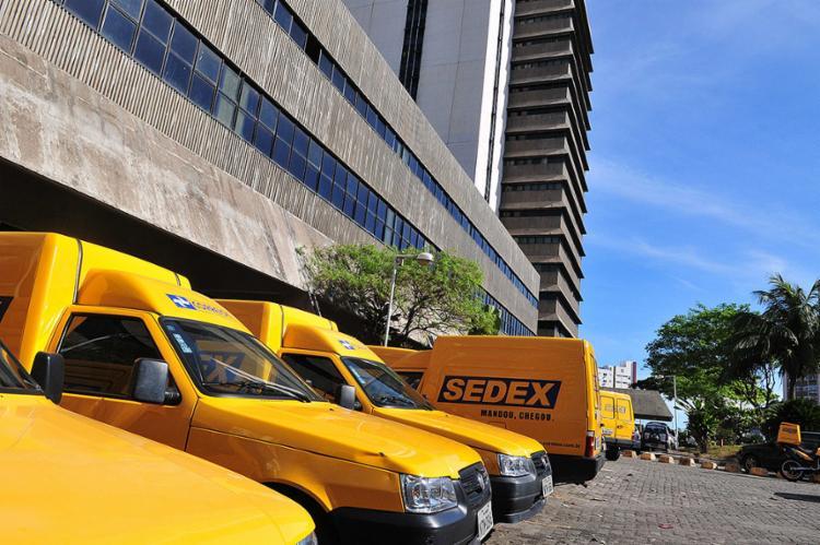 Nos EUA, ministro declarou que a venda dos Correios está em estudo - Foto: Erik Salles l Ag. BA Press l 25.09.2012