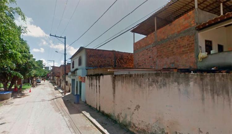 Crime aconteceu na localidade da Baixa do Tubo - Foto: Reprodução   Google Maps