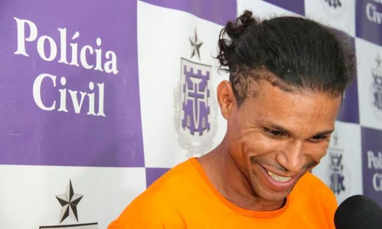 Ednaldo alegou vingança para ter matado Lucigleide - Foto: Alberto Maraux | Divulgação | SSP-BA