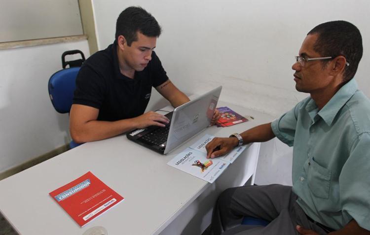 A unidade fica no Centro Social Urbano (CSU), localizado na Rua Thomaz Gonzaga. - Foto: Elói Corrêa | GOV-BA