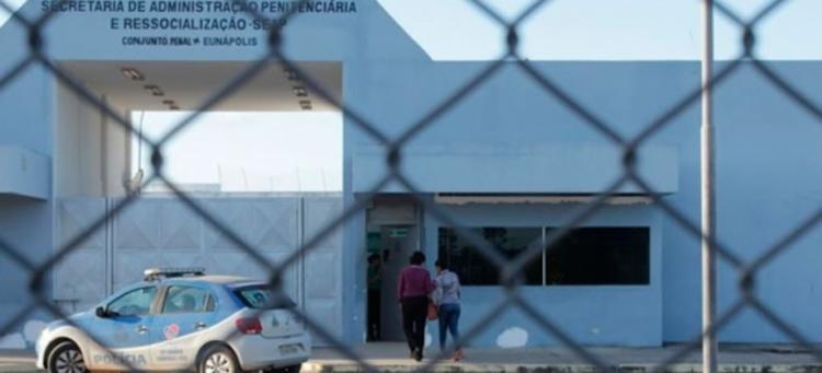 A propina seria paga para transferir um preso de uma ala para a outra - Foto: Reprodução | Teixeira News
