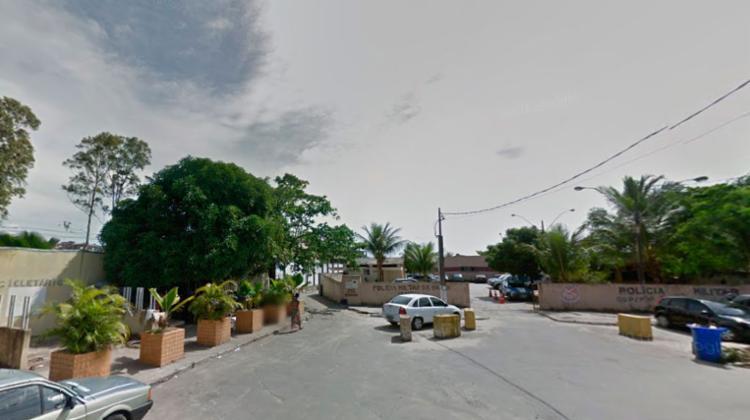 O corpo foi localizado na manhã desta terça-feira, 8, no bairro de Paripe - Foto: Reprodução | Google Maps