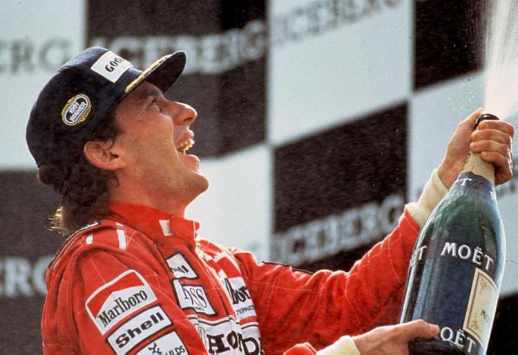 Ayrton Senna morreu no dia 1º de maio de 1994 - Foto: Norio Koike | Divulgação