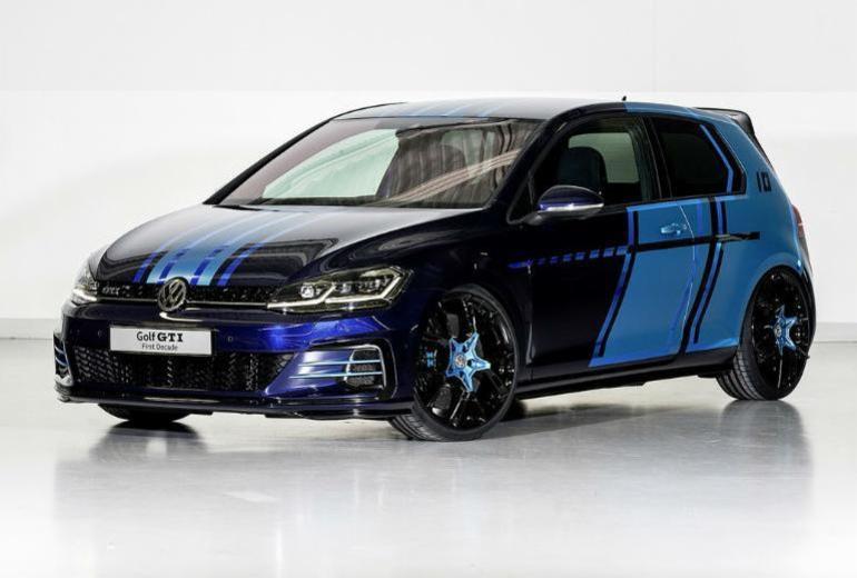 Volkswagen cria Golf de 410 cv para evento de tunning