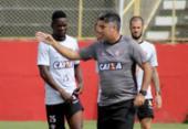 Vitória tenta manter boa sequência diante do Santos no Barradão | Foto: