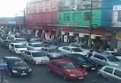 Mulher é atropelada no bairro da Calçada; trânsito segue lento na região | Foto: