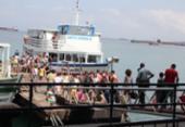 Lanchas da travessia para Mar Grande voltam a operar após suspensão | Foto: