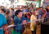Shows no Terreiro de Jesus seguem com Cicinho de Assis | Foto: