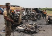 Número de mortes causadas por explosão de caminhão no Paquistão sobe para 153 | Foto: