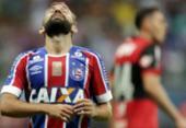 Com um a menos, Bahia perde do Flamengo e entra no Z-4 | Foto: