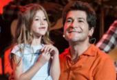 Filha de Daniel canta música de Adele e encanta plateia | Foto: