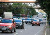 Obras geram interdição de viaduto e trechos da Tancredo Neves e Paralela | Foto: