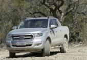 Nova Ford Ranger Limited passa no teste de estrada | Foto: