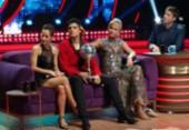 Xuxa participa de programa do Porchat e cria
