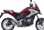 Honda NC 750X 2018 fica mais barata | Foto: