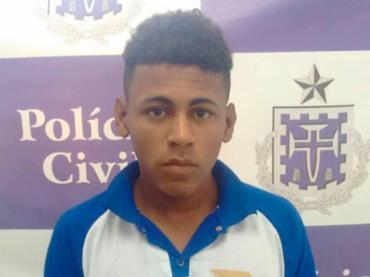Marciel Souza Barbosa foi denunciado por parentes - Foto: Divulgação | SSP