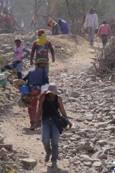 A estimativa da prefeitura de Sento Sé é de que oito mil pessoas migraram para a cidade - Foto: Adilton Venegeroles | Ag. A TARDE