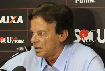 Crise derruba diretor de futebol do Vitória