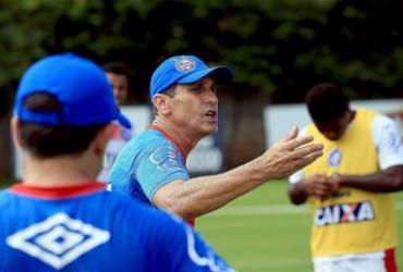 Bahia pode ter escalação repetida pela 1ª vez neste Brasileirão