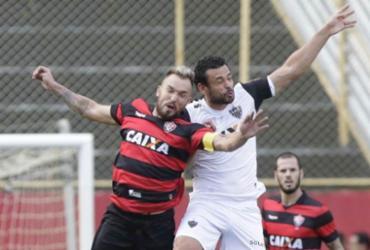 Confira as imagens de Vitória x Atlético-MG pelo Brasileirão