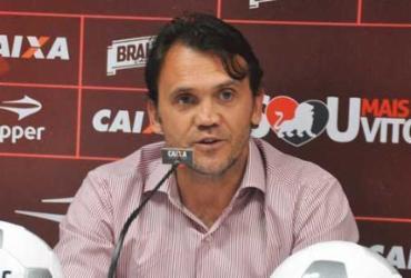 Petkovic assume diretoria do Vitória e deve anunciar técnico na próxima semana
