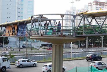 Trecho da avenida Paralela será interditado nestas terça e quarta