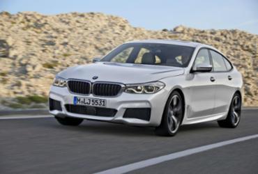 BMW lança o novo Série 6 Gran Turismo