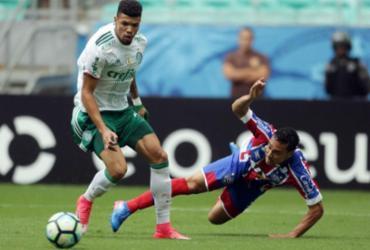 Palmeiras tira invencibilidade do Bahia na Fonte Nova