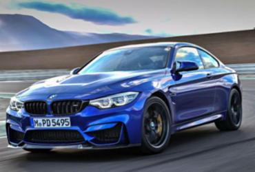 BMW traz cupê esportivo M4 CS para o Brasil